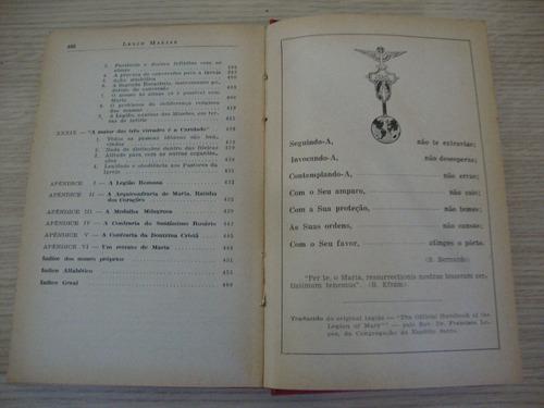 legião de maria - manual (catena)