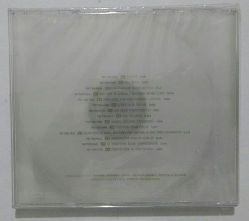 legião urbana platéia livre cd lacrado