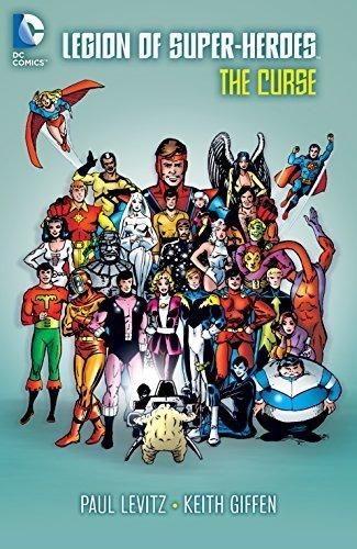 legion of super-heroes the curse dc comics - robot negro