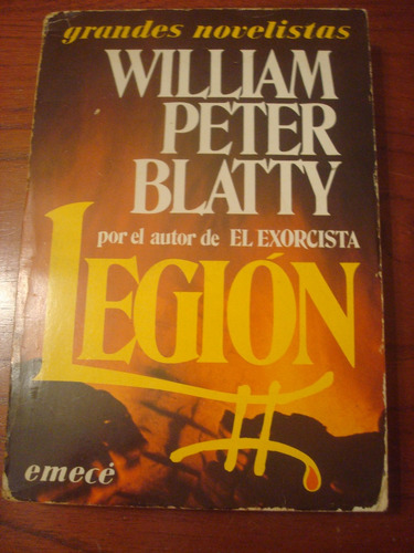 legión - william peter blatty