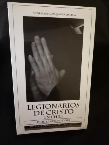 legionarios de cristo en chile. insunza,ort./ nuevo sellado