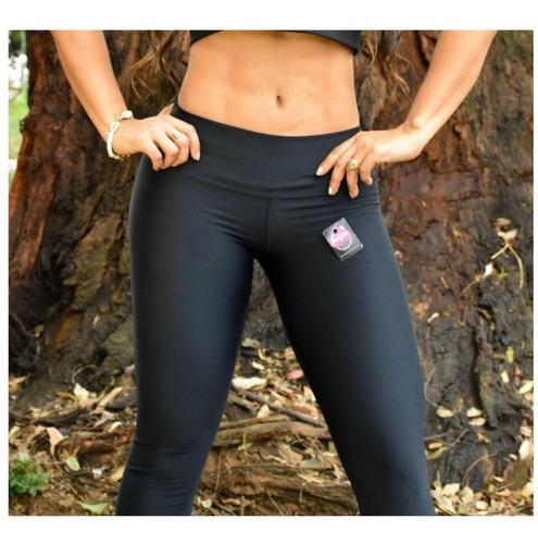 legis mujer dri-fit talla unica con cintura alta compresión
