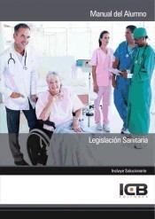 legislaci¿n sanitaria(libro derecho sanitario)