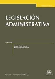 legislación administrativa 2ª ed. 2013(libro )