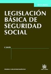 legislación básica de seguridad social 8ª ed. 2011(libro )
