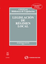 legislación de régimen local(libro )