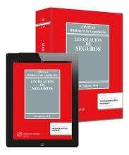 legislación de seguros(libro derecho mercantil. del seguro.)