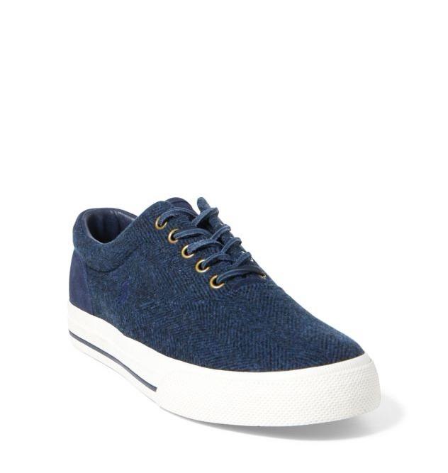 Legitimo Oxford Tenis Zapato Polo Ralph Lauren En Cuero -   124.900 ... 23b5be9802c