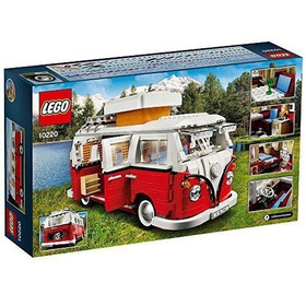 Lego 10220 Creator Vw Kombi T1 Camper 1334 Pçs Frete Gratis