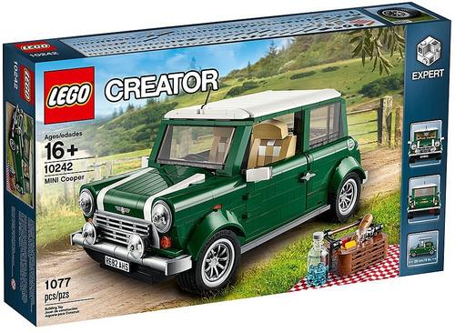 lego 10242 creator expert - mini cooper