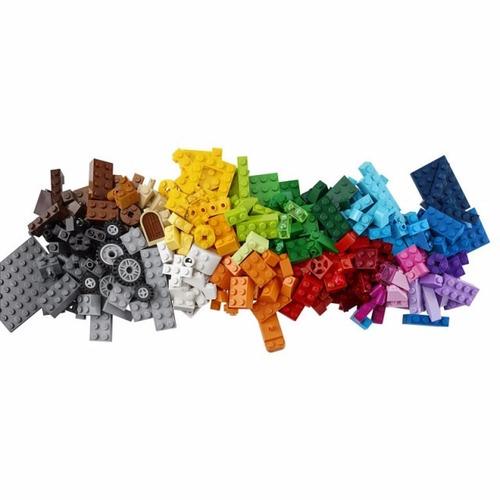 lego 10696 classic - caixa média de peças criativas lego®