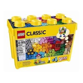 Lego 10698  Classic - Caixa Grande Criativa + Livro - 790 Pç
