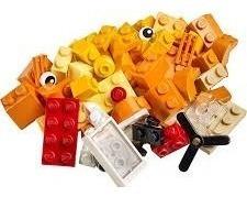 lego 10709 creativity creatividad amarilla