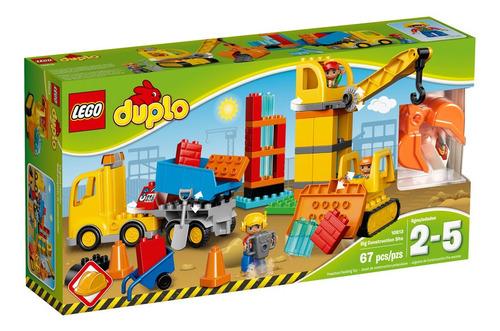 lego - 10813 gran proyecto de construcción v39