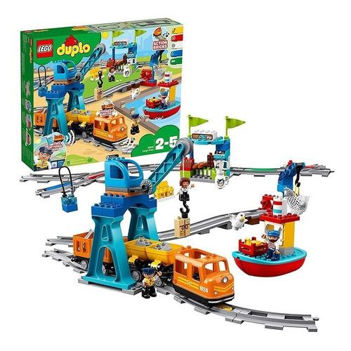 lego 10875 tren de carga
