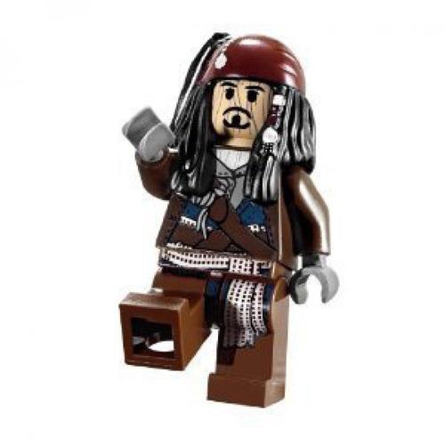 lego 30132 piratas caribe jack sparrow mini figura