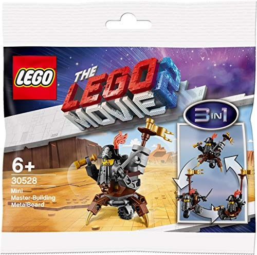 lego (30528) the lego movie 2 mini master building metalbear