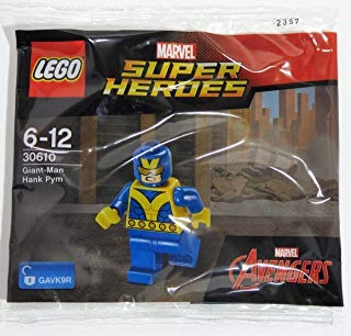 lego 30610super heroes marvel gigante man han  envío gratis