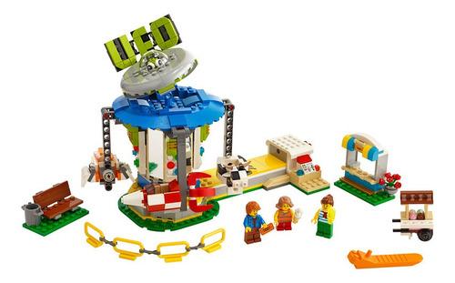 lego - 31095 carrusel de la feria