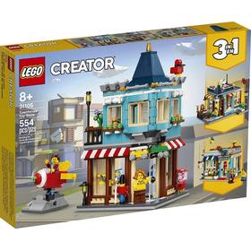 Lego 31105 Creator 3 En 1 Townhouse Toy Store Envio Gratis