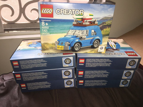 lego 40252 mini vw nuevo sellado, unico en mercado libre