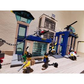 Lego 60047 Estación De Policia