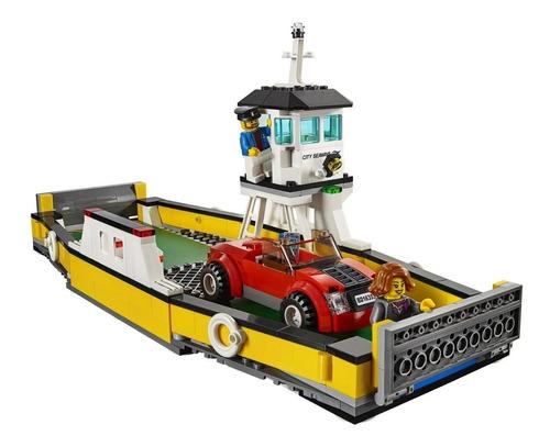 lego 60119 city ferry