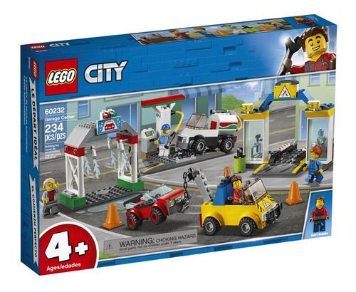 lego - 60232  centro automovilístico