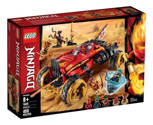 lego - 70675 catana 4x4