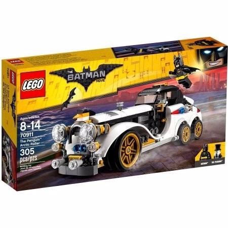 lego 70911 batman pelicula vehiculo pingüino mundo manias