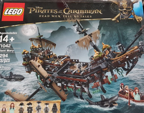 Sigilosa Caribe Nuevo 2294pzas Del Lego 71042 Maria Piratas TK1JlFc3