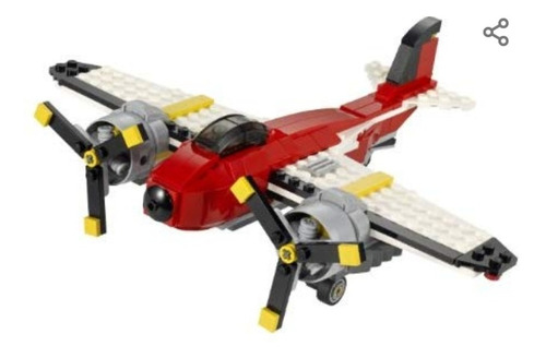lego 7292 propeller adventures