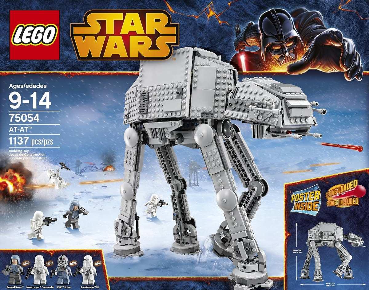 Lego 75054 star wars at at r 719 90 em mercado livre - Lego star wars tb tt ...
