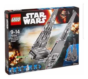 Lego Rens Kylo Wars Shuttle Star 75104 Command doWQCBrxe