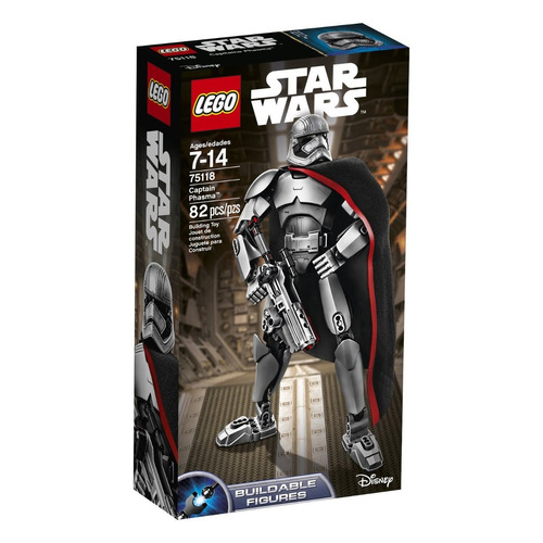 lego 75118  star wars capitan phasma