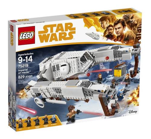 lego - 75219  imperial at-hauler