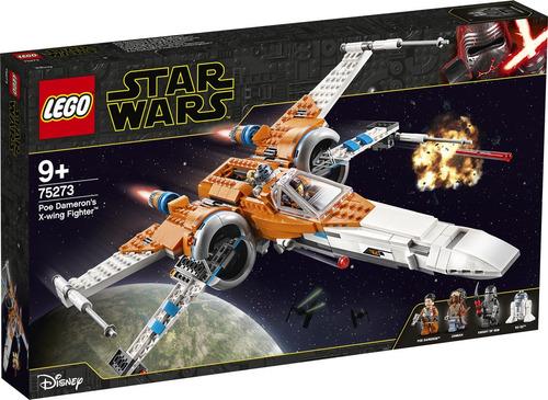 lego - 75273  caza x-wing de poe dameron