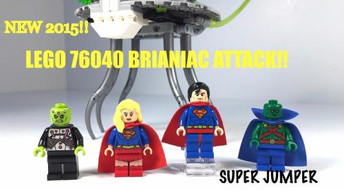 lego 76040 super heroes league justice 2017 feliz 2017