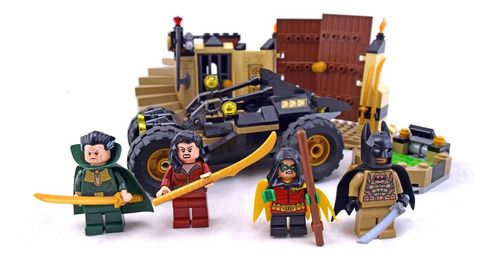 lego 76056 batman rescue from ra's al ghul .