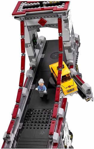 lego 76057 spider-man: web warriors ultimate bridge battle