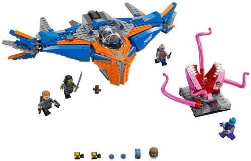 lego 76081  guardianes de la galaxia jugueteria bunny toys