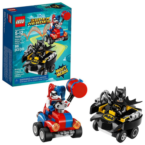 lego 76092 - mighty micros batman vs harley quinn (1013)