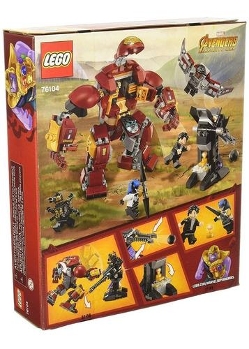 lego 76104 marvel super heroes avengers infinity war 375 pcs