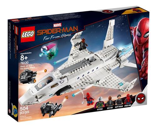 lego - 76130 set spider-man hc2_3