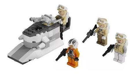 lego 8083 star wars rebel trooper battle pack