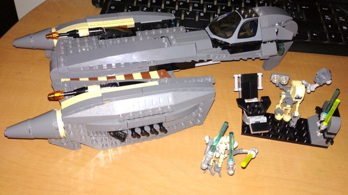 lego 8095 star wars general grievous