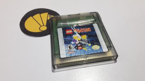 lego alpha team gameboy color  / armadilo games calo nes n64
