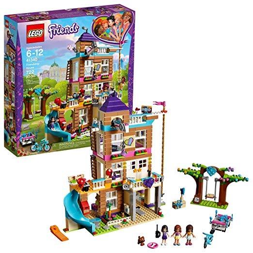 Lego Amigos Amistad Casa 41340 Ninos Juego De Construccion C
