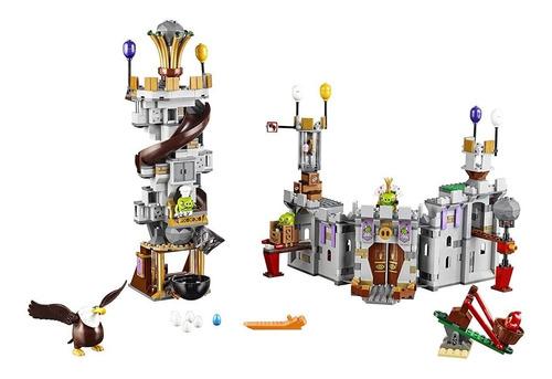 lego angry birds ,castillo 859 pz original a pedido