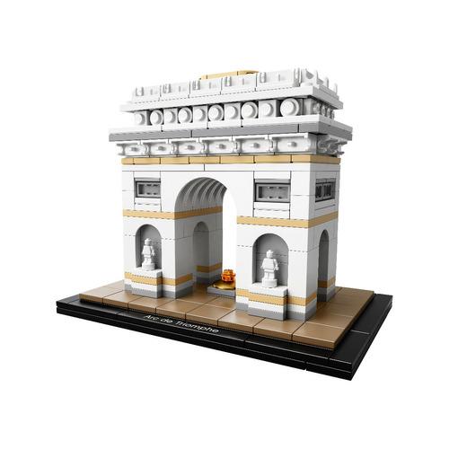 lego architecture arco del triunfo